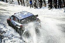 WRC - Video: Hyundai: Die besten Onboardaufnahmen aus Monte Carlo