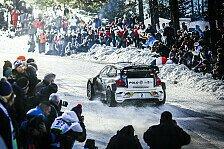 WRC - Umfrage: Latvala-Strafe spaltet User in zwei Lager