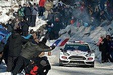 Unfälle mit Fans - das Sicherheitsmanko der WRC