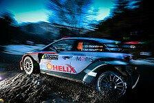 WRC - Rallye Monte Carlo: Die Stimmen zu Tag drei
