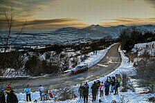 WRC - Bilder: Rallye Monte Carlo - Tag 3