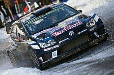 WRC - Latvala: Unfall mit Zuschauer in Monte Carlo