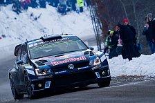 WRC - Ticker: News-Splitter von der Rallye Monte Carlo