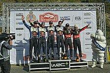 WRC - Sebastien Ogier gewinnt die Rallye Monte Carlo