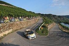 ADAC Opel Rallye Cup - Fahrer-Sichtung im Rahmen der ADAC 3-Städte-Rallye