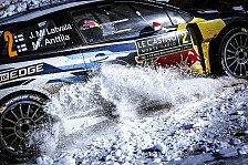 WRC - Video: Volkswagen präsentiert: Knäckebrot a la Michelin