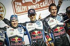 WRC - Bilder: Rallye Monte Carlo - Tag 4 & Podium