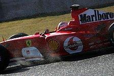 Formel 1 - Luca Badoer: Die neuen Regeln bringen keine Überholmanöver