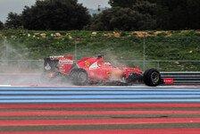 Formel 1 - Live-Ticker: Testfahrten in Le Castellet Tag 2