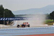 Formel 1 Frankreich 2018, Wetter: Regen am Ende des Rennens?