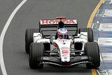Formel 1 - B·A·R: Taktischer Doppelausfall in der letzten Runde