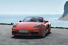 Auto - Bilder: Der neue Porsche 718 Boxster