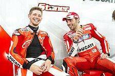 MotoGP - Pirro als Ersatz für verletzten Petrucci