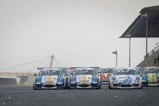 Mehr Sportwagen - Jeffrey Schmidt siegt in Dubai