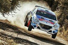 WRC - Sebastien Loeb greift in der WRC2 an