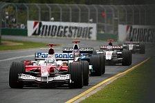 Formel 1 - Toyota ist zugleich enttäuscht und ermutigt