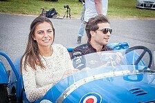 Formel E - Bilder: Senna & d'Ambrosio besuchen Fangios Geburtsort
