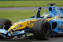 Formel 1 - Ein fantastisches Wochenende für Renault