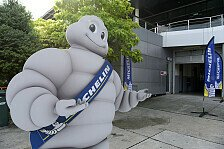 Michelin will MotoGP-Wintertest in Thailand