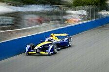 Formel E - Buemi gewinnt Titel in Skandal-Finale von London