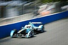 Formel E - Piquet: Harte Zeiten für den Champion