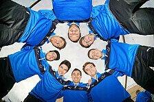 DTM - Bilder: Mercedes-Piloten im Fitness-Camp