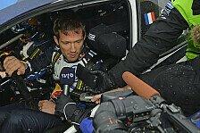 WRC - Rallye Schweden: Ogier übernachtet als Führender