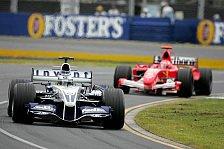 Formel 1 - Der Rennsonntag: Drei Deutsche & zwei Österreicher in Melbourne