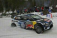 WRC - Rallye Schweden: Die Stimmen nach Tag 1