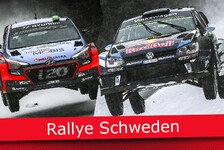 WRC - Ticker: News-Splitter von der Rallye Schweden