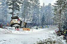 WRC - Rallye Schweden: Die Stimmen nach Tag 2