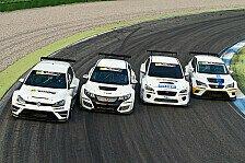 ADAC TCR Germany - Starke Debütsaison: 26 Tourenwagen eingeschrieben