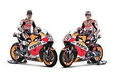 MotoGP - Bilder: Vorgestellt: Die neue Repsol-Honda
