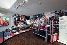Formel 1 - Schumacher-Ausstellung eröffnet