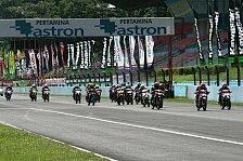 MotoGP - Indonesien: Sentul gestorben, neuer Ring soll her