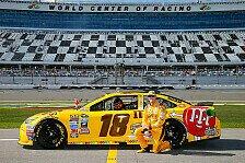 NASCAR - Bilder: Daytona 500 - Alle 44 Daytona-500-Starter