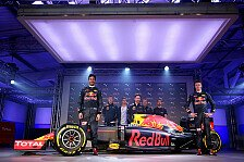 Formel 1 - Geheimtipp? Red Bull sieht extreme Fortschritte
