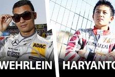 Formel 1 - Wehrlein vs. Haryanto: Der direkte Vergleich