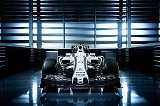 Formel 1 - Williams überrascht: Spontaner Auto-Launch
