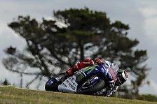 So wird das Wetter für die MotoGP in Phillip Island 2016
