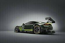 WEC - Aston Martin präsentiert neue GT-Wunderwaffe