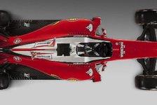 Formel 1 - Video: Allison: Der neue Ferrari ist gewagt