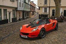 Auto - Lotus Elise Cup 250 setzt neuen Benchmark
