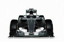 Formel 1 - Paddy Lowe erklärt den neuen Mercedes-Silberpfeil