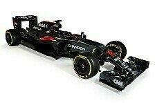 Formel 1 - McLaren stellt neuen Boliden vor