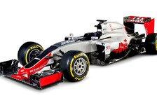 Formel 1 - Haas F1 Team präsentiert sein Debütauto