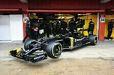 Formel 1 - Renault: Das ist der Comeback-Renner