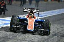 Formel 1 - Manor stellt Boliden vor: Das ist Wehrleins Neuer