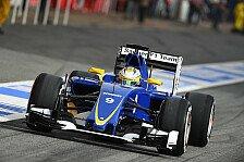 Formel 1 - Alle präsentieren: Aber wo bleibt der neue Sauber?