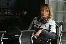Sauber wirbt Haas Strategie-Ingenieurin Ruth Buscombe während der Saison ab